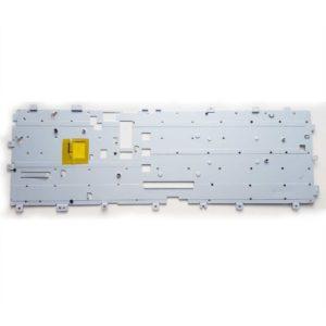 Подложка металлическая, нижняя пластина, кронштейн под клавиатуру для ноутбука MSI GP72, GP72M (E2M-793-KB-S-HG0)