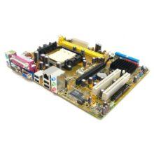 Материнская плата Asus M2N-MX SE SocketAM2 GeForce 6100 , 2xDDR2, PCI-E 16x + SVGA, GbLAN, 2xSATA, IDE, FDD, MicroATX (M2N-MX CREEN SE) Б/У Уценка!