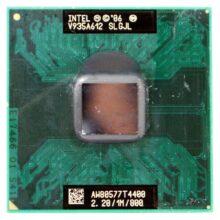 Процессор Intel Dual-Core T4400 @ 2.20GHz/1M/800 (SLGJL, AW80577T4400) Б/У