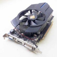 Видеокарта PCI-E 1024Mb NINJA GeForce GTX550Ti GDDR5 HDMI, DVI, VGA (D-Sub) 192-Bit (NK55Ti0015B) Б/У