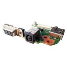 Плата питания + VGA + 1xUSB для ноутбука Dell Inspiron 15R, N5110, M5110 (DQ15DN15 CRT Board, 48.4IF05.021, 10808-2)