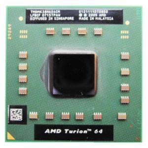 Процессор AMD Turion 64 MK-38 2.20Hz (TMDMK38HAX4CM)