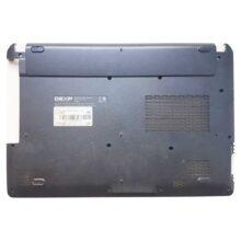 Нижняя часть корпуса ноутбука DEXP Athena T134, T141, T143, T144, XD94-NP, 0806000, 0806311, 0808492, 0809535, 0809621 (H48D100201F, 62RPH48D10-0201) Уценка!