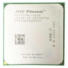Процессор AMD Phenom X4 9550 AM2+ 2200 MHz Кэш 2МБ+2МБ (HD9550WCJ4BGH)