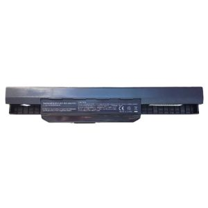 Аккумуляторная батарея для ноутбука Asus A43, A53, A54, A83, A84, K43, K53, K54, K84, P43, P53, Z52, Z53, X43, X44, X45, X52, X53, X54, X84 DC 11.1V 5200mAh Black Черная (K53)