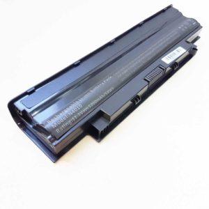 Аккумуляторная батарея для ноутбука Dell Inspiron 13R, 14R, 15R, 17R, M411, M501, M511, M5010, N3010, N3110, N4010, N4050, N4110, N5010, N5030, N5050, N5110, N7010, N7110, M5010D, M5010R, M501D, M501R, M5030, M5030D, M5030R, N3010D, N3010R, N4010D, N4010R, N5010D, N5010R, N7010D, N7010R, M5110, Vostro 1440, 1450, 1540, 1550, 3450, 3550, 3750 11.1V 5200mAh/58Wh Black Чёрный (N4010, J1KND)