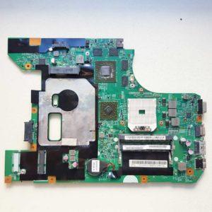 Материнская плата для ноутбука Lenovo IdeaPad Z575 с дискретным VIDEO Radeon HD6650 512 МБ (10337-1 LZ575 MB 48.4M502.011, 11S11013821Z, 55.4M501.011, 554M501011)