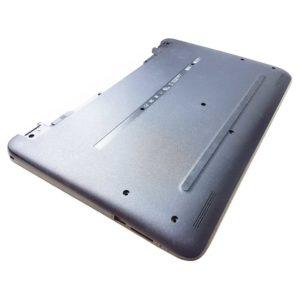 Нижняя часть корпуса для ноутбука HP 15-ac, 15-af, 15-ac000, 15-af000, 15-acXXX, 15-afXXX, 250 G4, 255 G4, TPN-C125 без отсека привода DVD (AP1EM000620, 813937-001, SPS-813937-001, FA1EM000G20, AHL50_LOG_LOWNON_ODD)