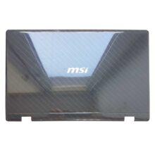 Крышка матрицы для ноутбука MSI CX500, CX600, CX620, CX623, CR600, CR610, CR610X, CR620, CR630, MS-1681, MS-1682, MS-1684, MS-1688, MS-168A (E2P-682A812-SE0, 682A812SE0)