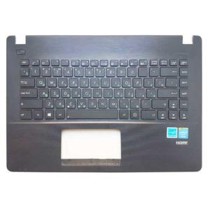 Верхняя часть корпуса с клавиатурой для ноутбука Asus X451, X451C, X451CA, X451M, X451MAV, D450, D450C, D450CA (YHNB13NB0331AP0501, 13NB0331AP0501, 39XJBTCJN10, 13NB0331P12N13, 0KNB0-410BRU00, MP-11L93SU-9201W, AEXJB700010) Уценка!