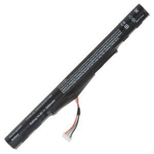 Аккумуляторная батарея для ноутбука Acer Aspire E5-422, E5-472, E5-473, E5-522, E5-532, E5-573, E5-573G, E5-722, E5-772, ES1-420, ES1-421, V3-574 14.8V 2600mAh (AL15A32, 4ICR17/65)