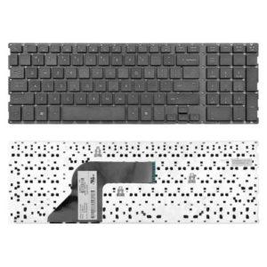 Клавиатура для ноутбука HP ProBook 4510s, 4515s, 4710s, 4750s без рамки, Black Черная (516884-251, MP-08J13RU-530, 538537-061)