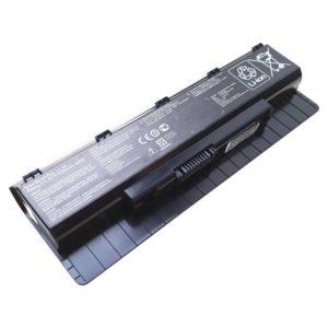 Аккумуляторная батарея для ноутбука Asus N46, N46JV, N46V, N46VB, N46VJ, N46VM, N46VZ, N56, N56D, N56DP, N56DY, N56JR, N56V, N56VB, N56VJ, N56VM, N56VV, N56VZ, N56X, N76, N76V, N76VB, N76VJ, N76VM, N76VZ, B53V, B53A, F55 11.1V 5200mAh Black Черная (A32-N56)