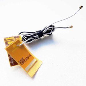 Антенны Wi-Fi с кабелями для ноутбука Toshiba Satellite C650, C655, C655D, L650, L655, L655D (6036B0070901, 6036B0071401)