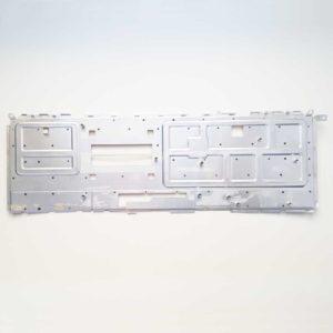 Подложка металлическая, нижняя пластина, кронштейн под клавиатуру для ноутбука MSI GS70, GS72 (OEM)