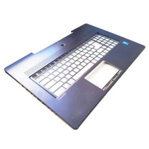 Верхняя часть корпуса для ноутбука MSI GS70, GS72, MS-1771 без тачпада (771C412CG0) с разбора