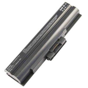 Аккумуляторная батарея для ноутбука Sony Vaio VGN-AW, VGN-CS, VGN-FW, VPC-CW, VPC-M, VPC-SR 11.1V 5200mAh (VGP-BPS13, BPS13)