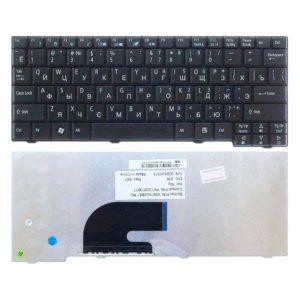 Клавиатура для ноутбука Acer Aspire One 531, A110, A150, D150, D210, D250, P531, ZG5, ZG8, eMachines eM250, Gateway LT10, LT20, LT1000, LT1005, LT1005U, LT2000, LT2003C, LT2044u, Packard Bell Dot S (OEM)
