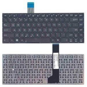 Клавиатура для ноутбука Asus A46C, A46CA, A46CB, A46CM, K46C, K46CA, K46CB, K46CM, S46C, S46CA, S46CB, S46CM Black Черная (OEM)
