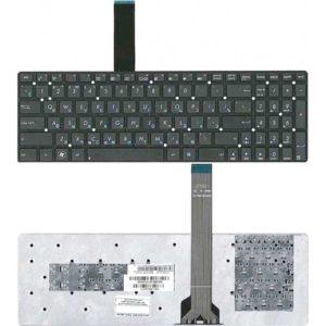 Клавиатура для ноутбука Asus X751, X751L, X751S, Asus R752M, A55, A55A, A55D, A55De, A55Dr, A55N, A55V, A55VD, A55VJ, A55VM, A55VS, K55, K55A, K55V, K55VD, K55VJ, K55VM, K55VS, K75V, K75VD, K75A, K75VJ, K75VM, S56, U57, R500, R700Vj, K55XI, K55N, U57A без рамки, Black Черная (OEM)