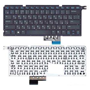 Клавиатура для ноутбука Dell Vostro 5460, V5460, 5470, V5470, 5480, V5480, 14-5439, 5480R, 5470, 5439, P41G, 14Z без рамки (OEM)