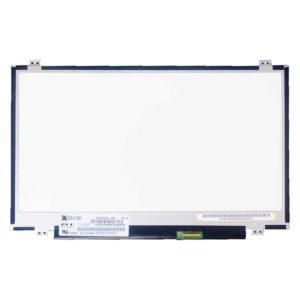 Матрица 14.0″ 30-pin eDP LED 1366×768 HD Slim Тонкая, Mate Матовая, Расположение разъема: Right-Down Справа-Снизу; Крепление: Сверху-Снизу (HB140WX1-401) с разбора