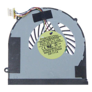 Вентилятор для ноутбука Acer Aspire Timeline 1430, 1430Z, 1551, 1830, 1830T, 1830TZ, 1830Z, Aspire One 721, 753, 753H, JV10, Fujitsu Lifebook PH520, Gateway EC13N, LT2, Packard Bell dot a, dot u (DFS400805L10T F93X)