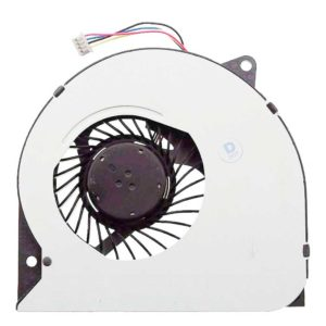 Вентилятор, кулер для ноутбука Asus N45, N45S, N45SL, N45SF, N55, N55S, N55SF, N55SL Толщина 10 мм, Версия 1, A, Тип 1 (KSB06105HB-BB29)