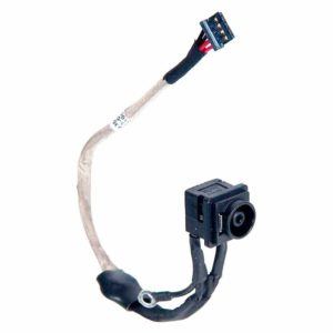 Разъем питания 6.5×4.4 с кабелем 4-pin 155 мм для ноутбука Sony Vaio VPCF-1, VPC-F11, VPC-F12,  VPCF1, VPCF11, VPCF12, PCG-81111V, PCG-81211V (015-0001-1494_A, M930 CABLE DC-IN)