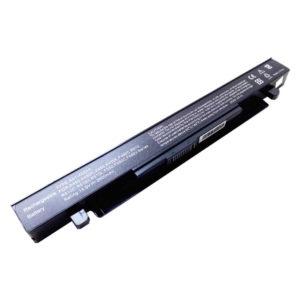 Аккумуляторная батарея для ноутбука Asus X550, X552, A450, A550, D450L, D451V, D452C, D452E, D452V, D551E, D552C, D552E, D552V, E450C, E550C, F450, F450J, F450L, F450V, F452C, F452E, F550, F552, K450, K550, K551LA, P450, P550, P552E, Pro450V, Pro550C, R409, R411C, R412E, R412V, R510, R512C, R513C, R513E, 513V, X450, X452, X501,  X501XB815A, X501XB82A, X501XC60U, X501XE45U, X501XI235A, X550, X551CA, X552C, X552E, X552V, Y481C, Y481V, Y482C, Y482E,  Y581C, Y581L, Y582C 14.8V 2600mAh 38Wh Black Черная (X550)